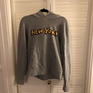 Keith Haring New York hoodie